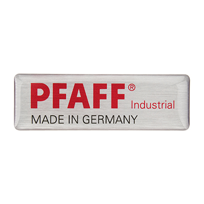 3D-Aufkleber-Pfaff