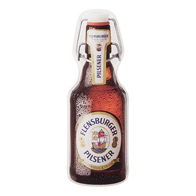 3D-Aufkleber-Flensburger-Bier