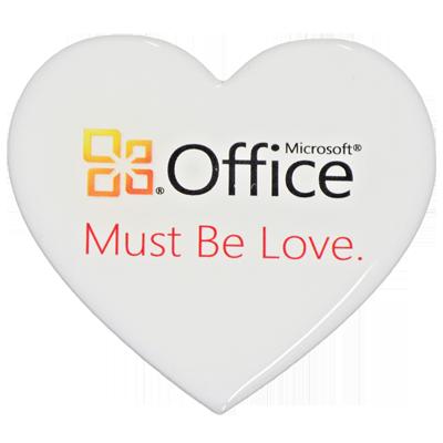 3D-Motivaufkleber-Office