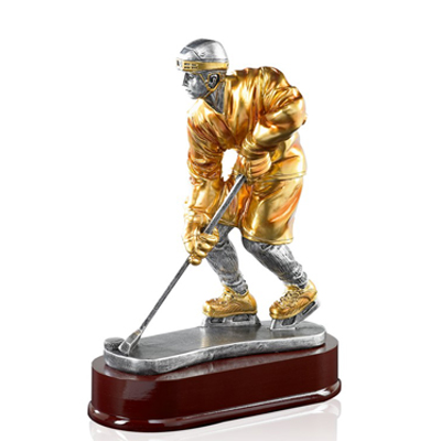 Chicago Blackhawks Alltime Records Pokal-figur-eishockey
