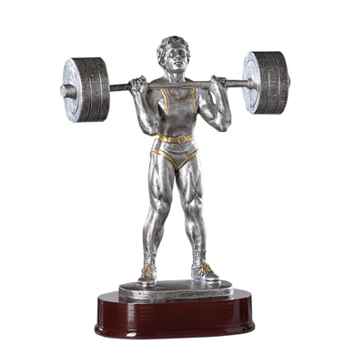 Pokal-Gewichtheben