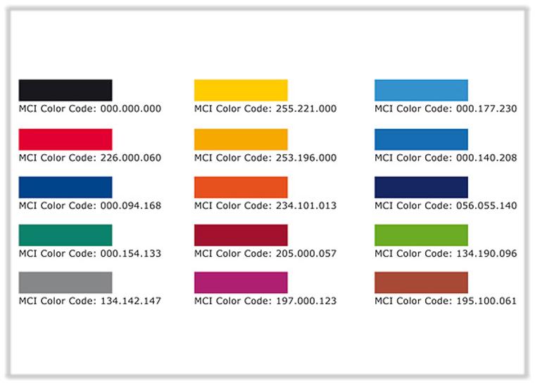 Multicolor stempel mit mehrfarbige stempelbilder for Farben in der wohnung und ihre wirkung